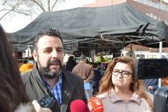 El Ayuntamiento de Azuqueca estudia ampliar el mercadillo con un segundo día en el fin de semana