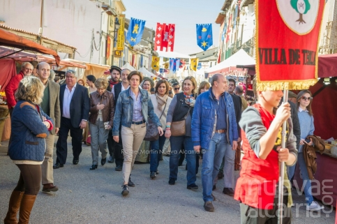 Tendilla ya celebra sus Ferias de las Mercaderías