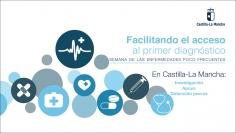 Castilla-La Mancha contará con una Unidad Técnica de Información y Coordinación sobre Enfermedades Raras