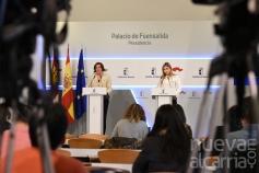 """El Gobierno regional destaca el """"respaldo masivo de los ayuntamientos al Plan Extraordinario de Empleo"""""""