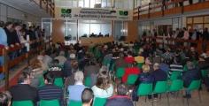 300 agricultores asistieron el martes a la reunión de APAG en Guadalajara sobre la PAC 2017