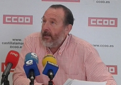 José María Rey se presentará a la reelección en el congreso de CCOO del 22 de marzo