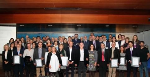 Nueve certificaciones de calidad más para la Gerencia del Área Integrada de Guadalajara