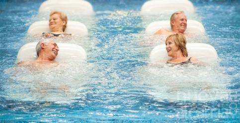 El programa de termalismo para mayores ofertará 3.500 plazas a 115 euros en nueve balnearios de la región