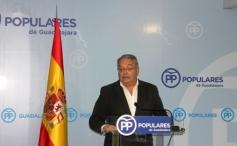 """De las Heras: """"Al contrario de lo que hace Page, para el Gobierno de Rajoy el empleo es la principal herramienta contra la desigualdad"""""""