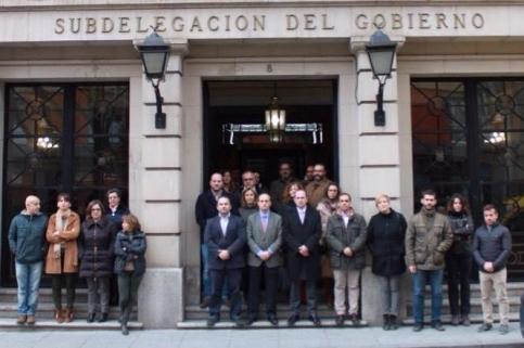 Minuto de silencio en Guadalajara por el atentado de Londres