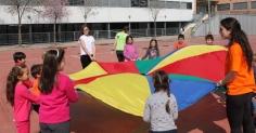 Cabanillas vuelve a organizar un campamento urbano para los días laborables de Semana Santa