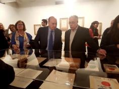 'Cela – Literatura y Arte' se exhibe en Madrid