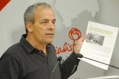 El PSOE exige a la Diputación que pague a los grupos de desarrollo rural lo que les adeuda