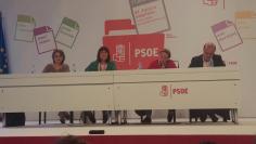 Araceli Martínez participa en la redacción de la Ponencia Política que regirá el futuro del PSOE