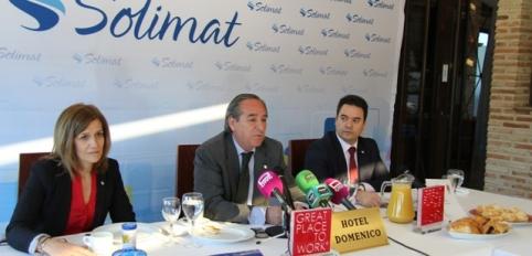 Solimat vuelve a ser la mejor empresa para trabajar de Castilla-La Mancha
