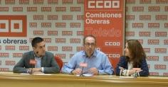 Constituida la nueva Ejecutiva regional de CCOO