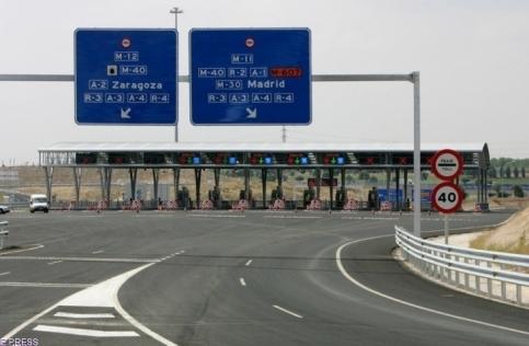 La R-2 Madrid-Guadalajara elevó un 8,21% su tráfico en enero y febrero