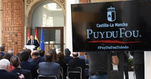 Castilla-La Mancha acogerá en Toledo el primer parque temático basado en la historia de España