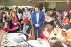 El Centro de Ocio acoge la Jornada de la Ciencia de 'Pasaporte Cultural