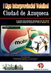 Azuqueca impulsa la Liga Interprovincial de Voleibol
