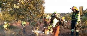 La falta de lluvias y el calor hacen que la Junta aumente los medios terrestres para controlar posibles incendios