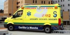 Accidentado un hombre de 35 años que hacía parapente en Alarilla