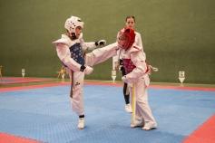 Trillo congregó a 200 taekwondistas en la III Jornada de Deporte Escolar