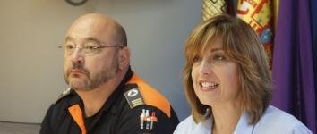 Los voluntarios Protección Civil regalaron a Guadalajara más de 20.000 horas de servicios