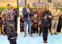 El San José vibró con el II Open de Artes Marciales