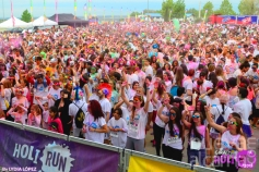 La Holi Run del próximo 7 de mayo espera una participación de 7.000 personas