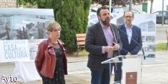 Azuqueca invertirá 3,2 millones en un innovador proyecto para ampliar la Casa de la Cultura