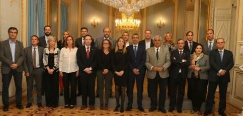 """Castilla-La Mancha colaborará """"intensamente"""" con el Gobierno de España y las CCAA para hacer frente a los retos demográficos"""