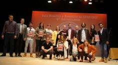 Éxito de participación de la Gala Solidaria de Apafadis en Yunquera