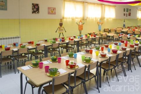 La Junta de CLM destinará seis millones de euros a ayudas de comedores escolares