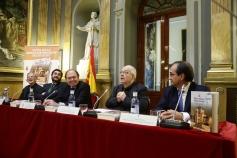 Presentación del libro de Francisco Martínez Coro a favor de la Fundación Nipace