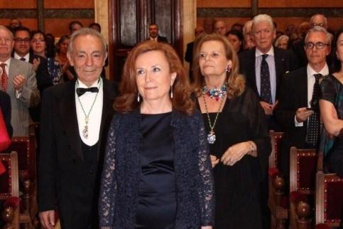 Aurora Egido, Carmen Hombrados, BASF, Antonio Pérez y la Fundación Ciudad de Sigüenza, entre los premiados