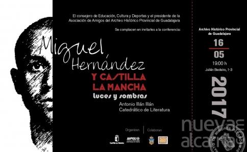 Miguel Hernández se asoma al Archivo Histórico en el 75 aniversario de su muerte