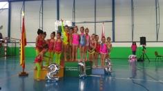 Intenso fin de semana de competiciones del Club Stylo de Alovera