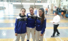 Buena actuación del equipo femenino del SAGU en Valencia