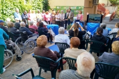 Blanco y Vega inauguran una jornada intercomunitaria en el Centro de Día de Las Acacias