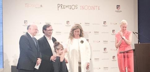 La Fundación Nipace, galardonada con 5.000 euros  en los Premios Inocente 2017