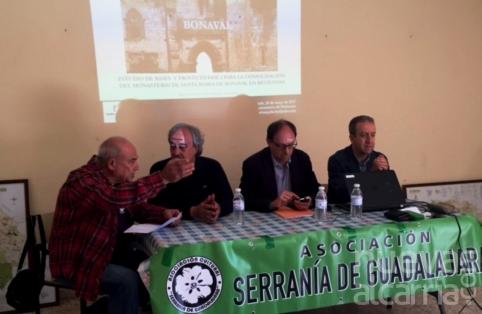 La Asociación Serranía organiza unas jornadas sobre la restauración de Bonaval
