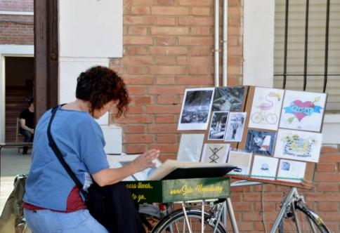Este miércoles Cristina Morató presenta en Azuqueca 'Divina Lola'