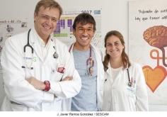 El servicio de Pediatría logra un premio al mejor caso clínico por un trabajo en torno al síndrome de Munchausen