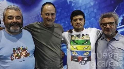 Tras su paso por 'Saber y Ganar', el guadalajareño Erundino Alonso prueba suerte en '¡Boom!'