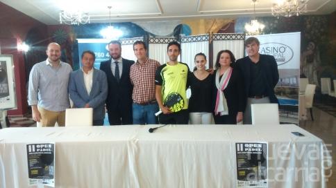 El mejor pádel regresará a Guadalajara con el II Trofeo Induo Casino Principal