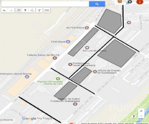 Cortes de tráfico y de estacionamientos previstos para el viernes 26