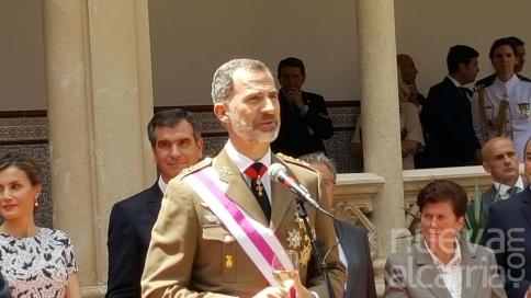 Visitas reales a Guadalajara