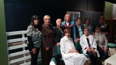 El Grupo de Teatro de la Asociación de Mujeres de Jadraque presenta 'Cada una con su toc'