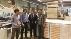 Santiago Baeza reafirma el compromiso del Gobierno regional con el desarrollo empresarial en las zonas rurales