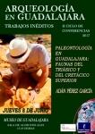 Los hallazgos en los yacimientos paleontológicos de El Atance y Algora protagonizan la próxima conferencia del Museo Provincial