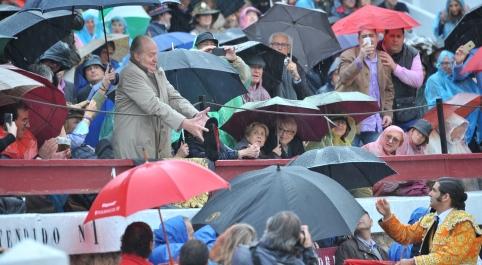 Brihuega espera la presencia del Rey Juan Carlos en la Corrida de Primavera