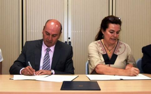 Diputación Provincial y Unicef renuevan el convenio de colaboración a favor de la infancia
