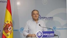 """De las Heras: """"Page va a pasar mucho frío con la nueva ejecutiva que ha salido del congreso del PSOE"""""""